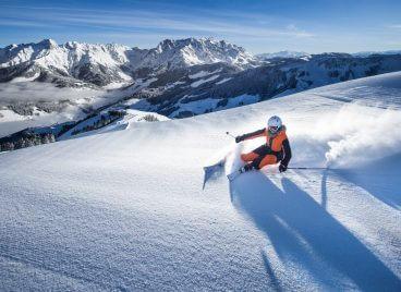 Das Skigebiet Hochkönig